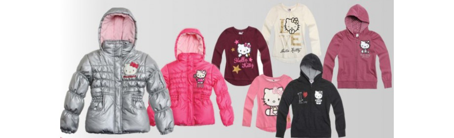 Oděvy Hello Kitty